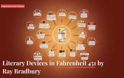 Literary Devices in Fahrenheit 451 by Riya Raan on Prezi