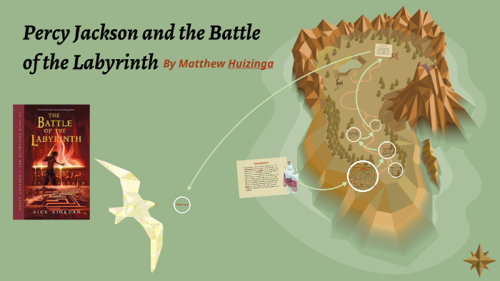 Percy Jackson And The Battle Of The Labyrinth By Matthew H