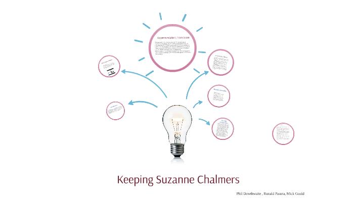suzanne chalmers