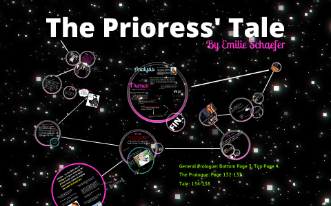 the prioress tale analysis