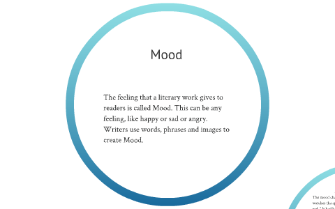 Mood in Lois Lowry's 'The Giver' by Andrea Holka on Prezi