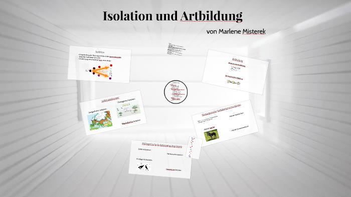 gametische isolation