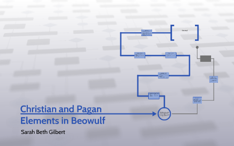 christian and pagan influences in beowulf