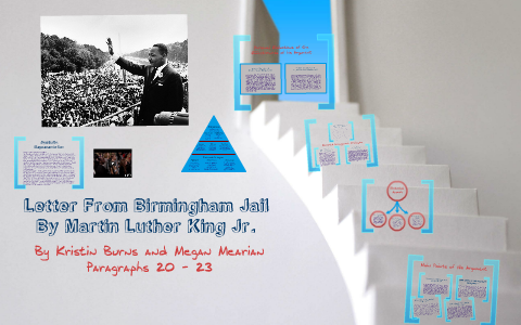 letter from birmingham jail persuasive techniques
