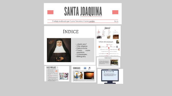 Santa Joaquina By Laura Navarro Valero On Prezi