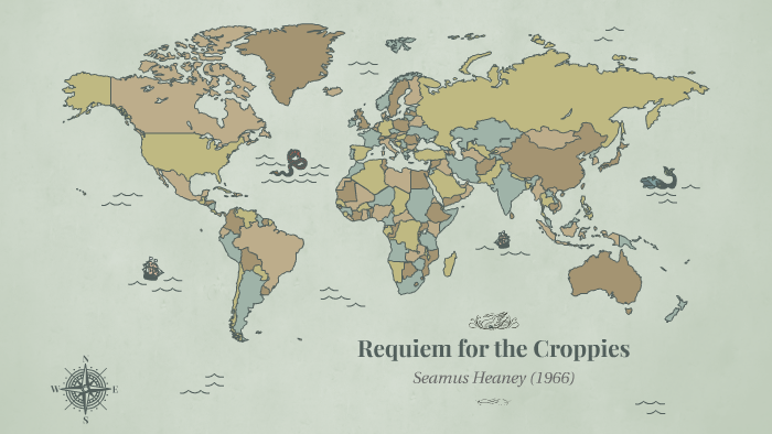 requiem for the croppies by seamus heaney
