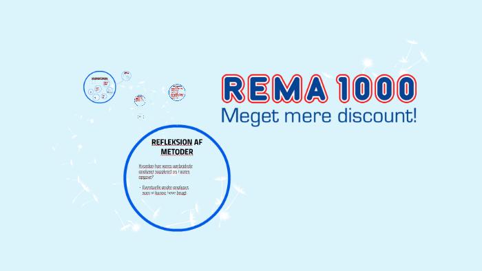 rema 100 reklame