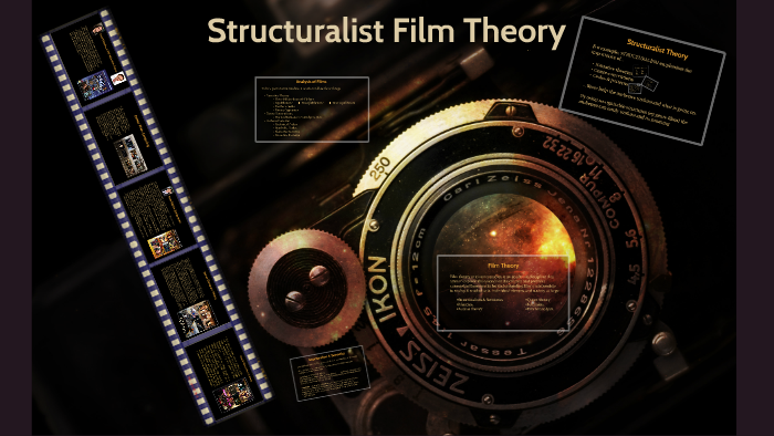 Structuralist Film Theory By Mary Ftma