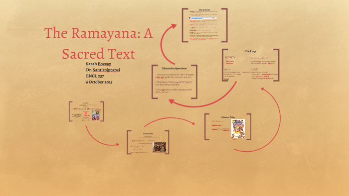 The Ramayana: A Sacred Text by on Prezi