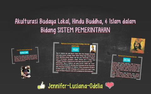 Akulturasi Budaya Lokal Hindu Buddha Islam Dalam Bidang By