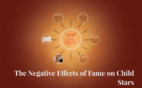 The Negative Effects of Fame on Child Stars by on Prezi