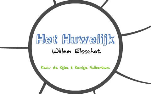 Het Huwelijk Willem Elsschot