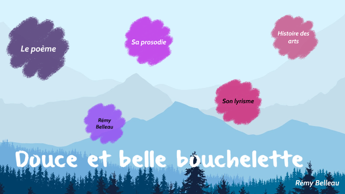 Douce Et Belle Bouchelette By Maïwenn Szot On Prezi Next