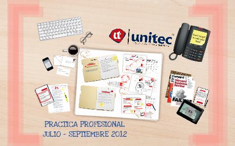 Presentación Practica Profesional Unitec By Melissa Varela
