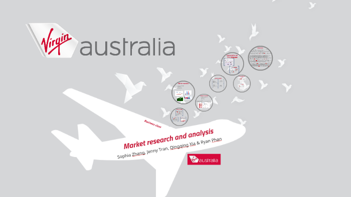 Virgin Australia- Market Research and Analysis by sophia