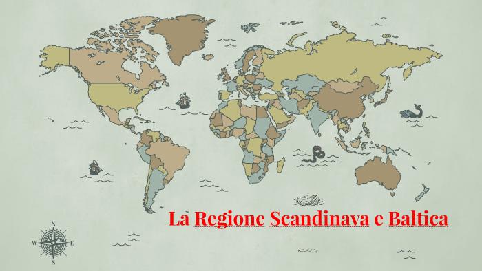 La Regione Scandinava E Baltica By Giorgio Fabbroni On Prezi