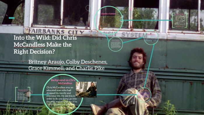 Into the Wild: Did Chris McCandless Make the Right ...
