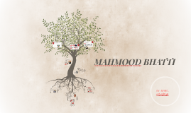 Mahmood Bhatti By Dure Shahwar