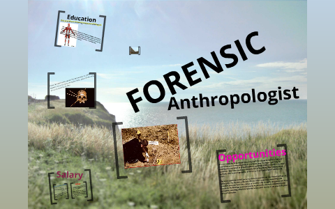 Dream Job Forensic Anthropologist By Trysta Smyre