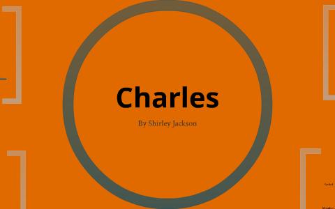 charles by shirley jackson plot