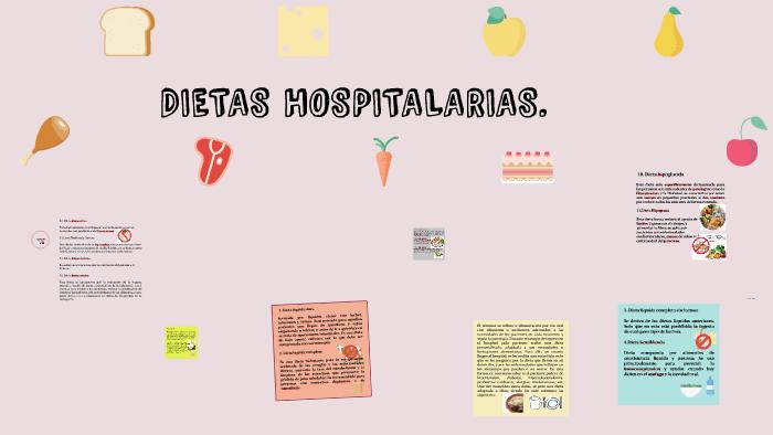 menu dieta liquida completa en espanol
