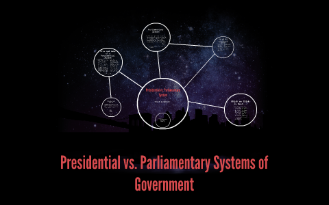 disadvantages of parliamentary system