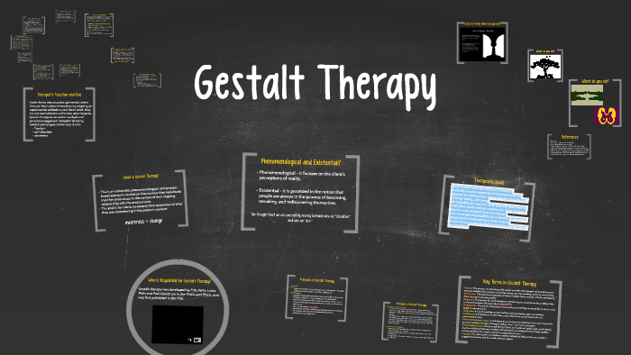 gestalt therapy examples