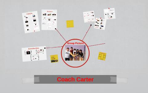 coach carter moral lesson