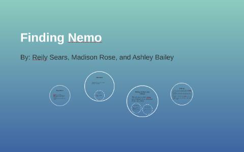 Finding Nemo By Ashley Bailey On Prezi