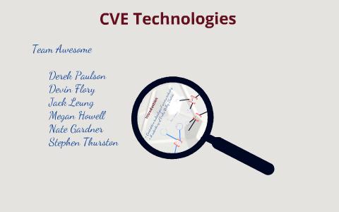 CVE OB Presentation by Jack Leung on Prezi