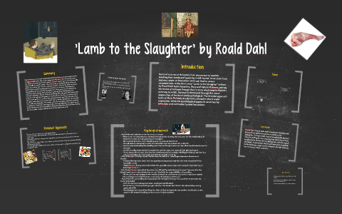 lamb of the slaughter sparknotes