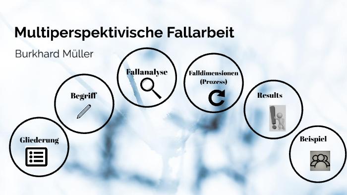 Multiperspektivische Fallarbeit By Birgit Pi