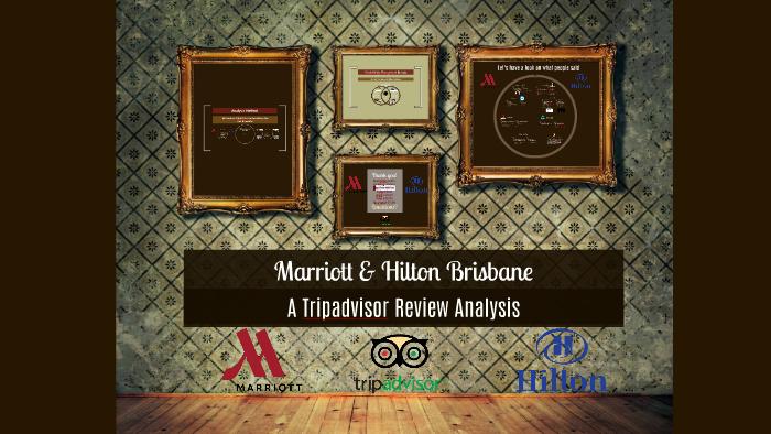 hilton strategy analysis