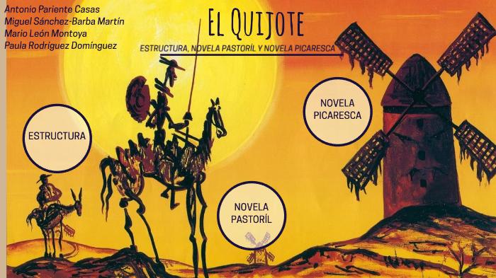 El Quijote By Paula Rodríguez Domínguez On Prezi Next
