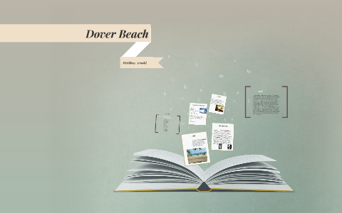 dover beach figurative language