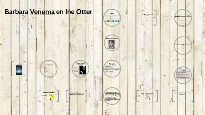 Barbara Venema En Ine Otter By Ine Otter On Prezi