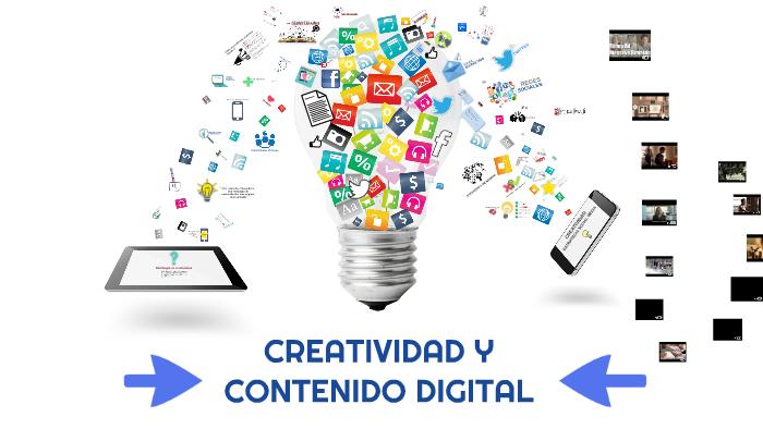 Creatividad Y Contenido Digital By Marketti Eventos