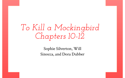 chapter 10 tkam