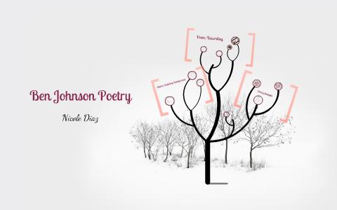 Ben Jonson Poetry Analysis By Nicole Diaz On Prezi