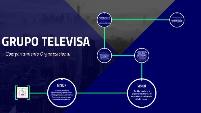 Grupo Televisa By Prezi User On Prezi