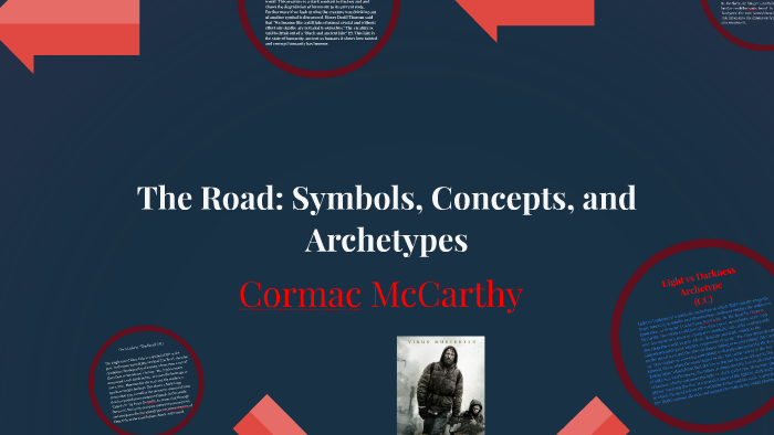symbols in the road cormac mccarthy