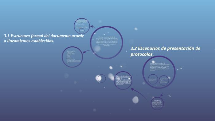 3 1 Estructura Formal Del Documento Acorde A By Blanca