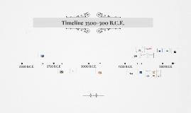 Bce timeline understanding Bible Timeline