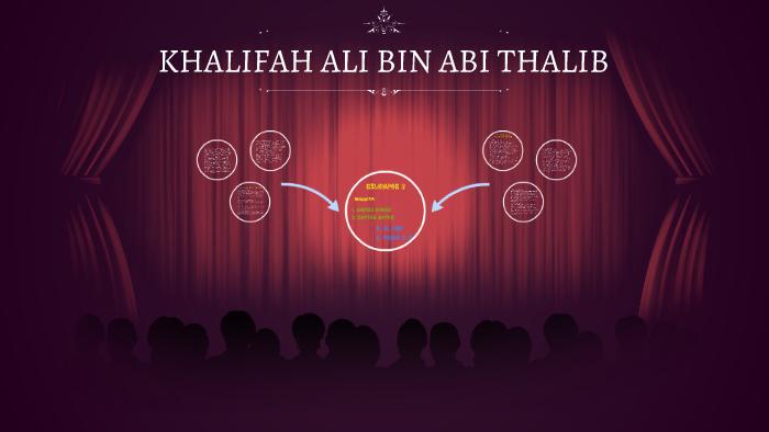 KHALIFAH ALI BIN ABI THALIB by El_lisa Pangestu on Prezi