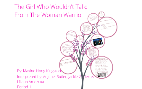 the girl who wouldn t talk