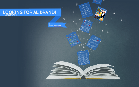 looking for alibrandi sparknotes