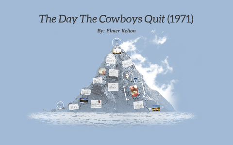 the day the cowboys quit summary