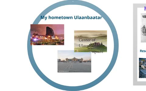 my hometown ulaanbaatar essay