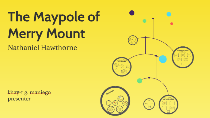 the maypole of merry mount