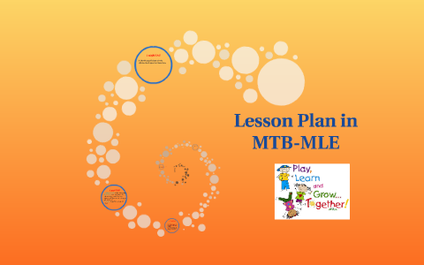 Lesson Plan in MTB-MLE by marvy joy matula on Prezi